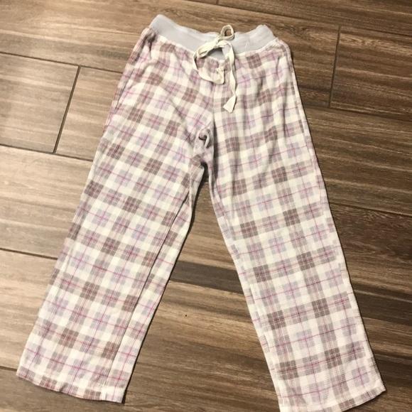 df53f7789b16 Nautica flannel style plaid pajama pant. M 5b5aa46774359b0e54865578